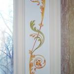 Gestaltung des Erkerfensters, Privatwohnung, Kiew